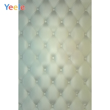 Yeele Leather Bed Headboard Portrait Baby Scene Photography Backgrounds Customized Photographic Backdrops Props For Photo Studio