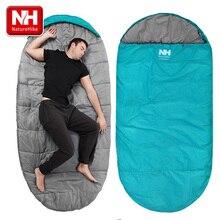 Darmowa Wysyłka Naturehike Śpiwór śpiwór Zewnątrz Camping Śpiwór NH80S002-D