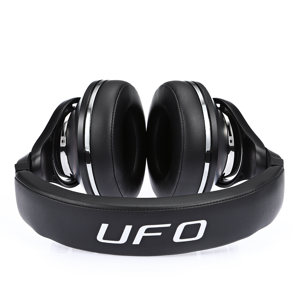 Original Bluedio Ufo Plus Headphone High End Wireless Bluetooth Headset Headphones Pps12 Drivers Headband With Microphone For Phones In Earphones