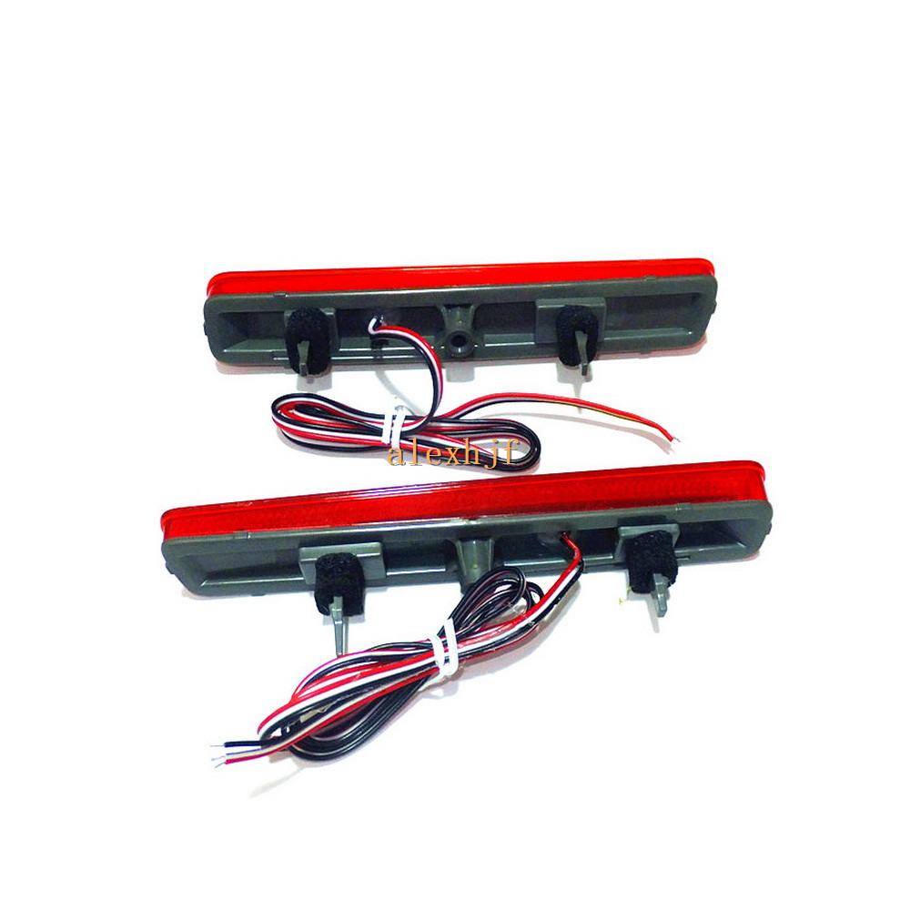 July King LED Brake Light, LED Belakang Fog Lamp Case untuk Toyota - Lampu mobil - Foto 2