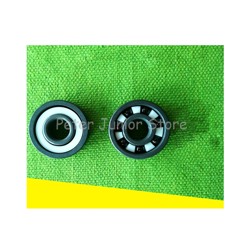 1PCS <font><b>688</b></font> full SI3N4 ceramic deep groove ball bearing 8 x 16 x 4mm YZY image