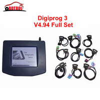 2019 Top DHL free v4.94 digiprog iii odometer correction Digiprog 3 mileage correction tool Programmer Full V4.94 Digiprog3