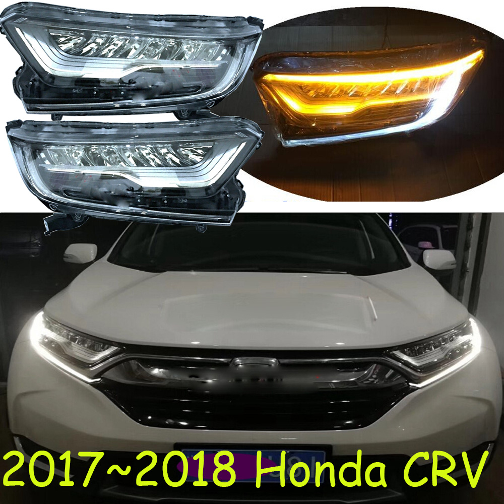 LED,2017~2018,Car Styling For CR Headlights,insight,MDX
