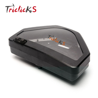 Triclicks New Speedo Meter Gauge Tachometer Clock Case Cover Speedometer Gauge Covers Car covers For Honda CBR1000RR 2004 2007