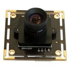 5pieces 5mp 2592 X 1944 High Speed Aptina MI5100 HD MJPEG 30fps at 1080P 100degree no distortion lens usb Cmos Camera Module