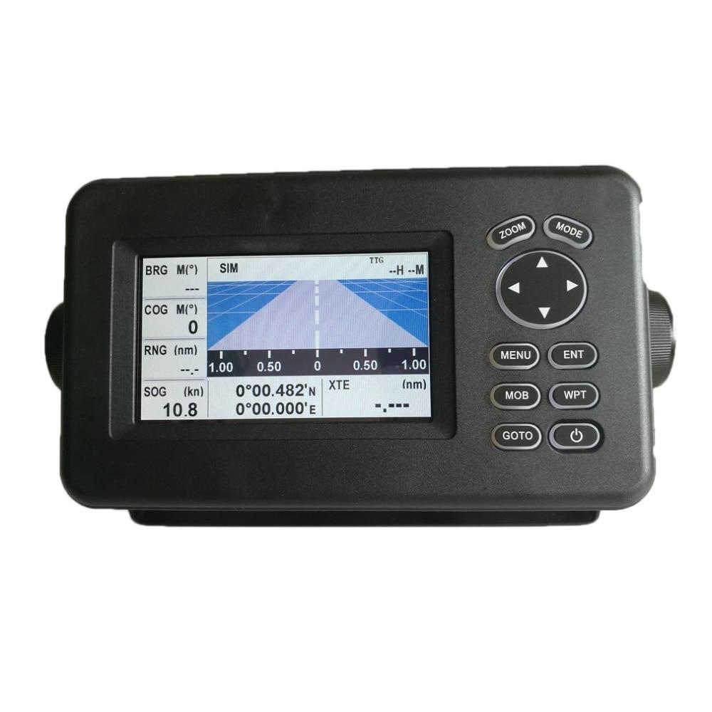 Waterproof Marine Walkie Talkie Dual Band Radio HF Marine Transceiver Built-In GPS Receiver 50 Channels 3