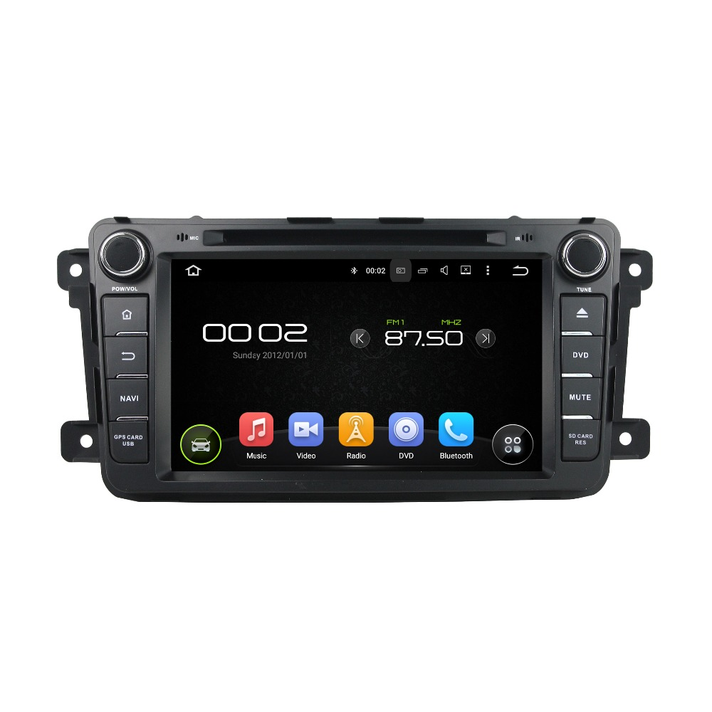 8 Octa core Android 6 0 Car Multimedia Player For MAZDA CX 9 2012 2013 Car