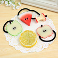 Soft Sister Sen Female Tousheng Hairpin Hairpin Small Fresh Lemon Fruit Watermelon Hair Fruit Slice Tricks Headwears Wholesale