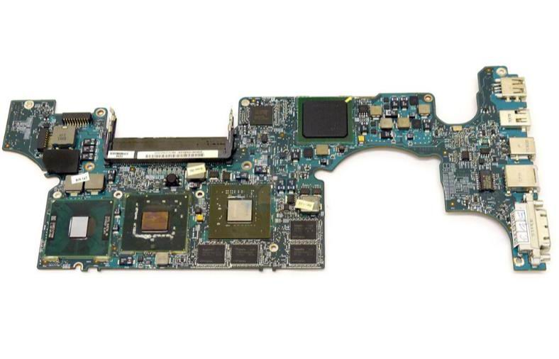 17 820 2262 A 661 4964 2.6GHz T9500 8600M GT motherboard Logic Board for MacBook pro A1261 Early 2008