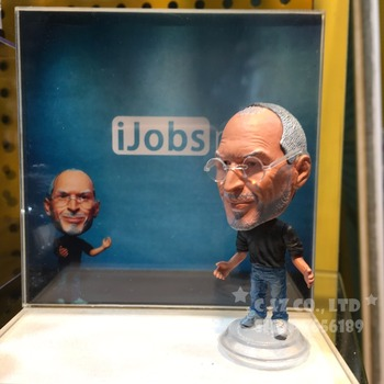 Steve Jobs Toy Action Figure – Movable joints resin
