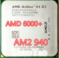 Бесплатная доставка AMD DUAL Core Socket AM2 Athlon 64X2 6000 + 3.0 ГГЦ 2 МБ кэш ПРОЦЕССОРА процессор scrattered части процессора