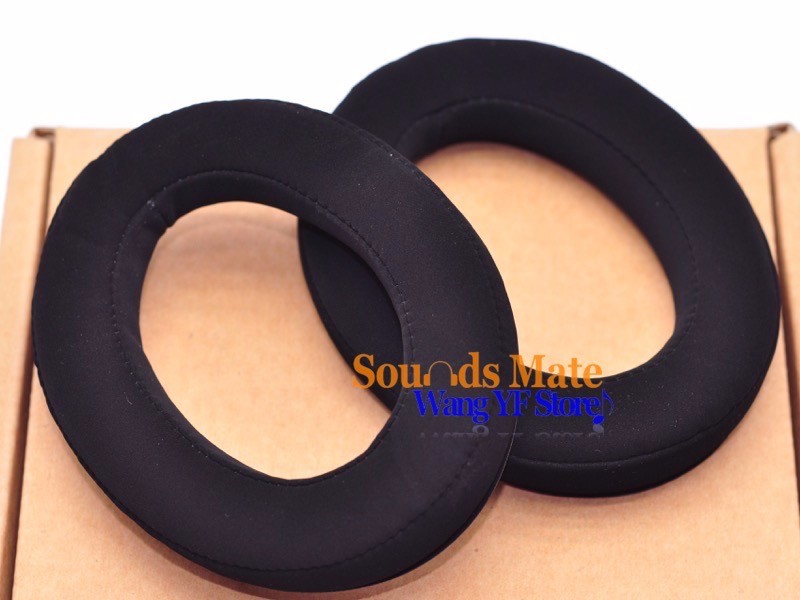 Micro Suede Foam Cushion Ear-Pads For GAME ONE Or ZERO PC 373D Gaming Headset