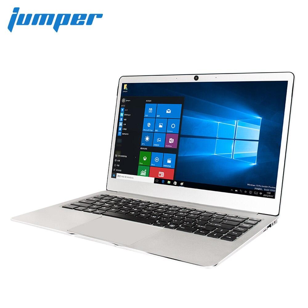 Один джемпер EZbook 3L Pro ноутбук 6 г Оперативная память 64 г eMMC 64 г SSD 14 FHD ноутбук intel Apollo Lake N3450 ultrabook компьютер
