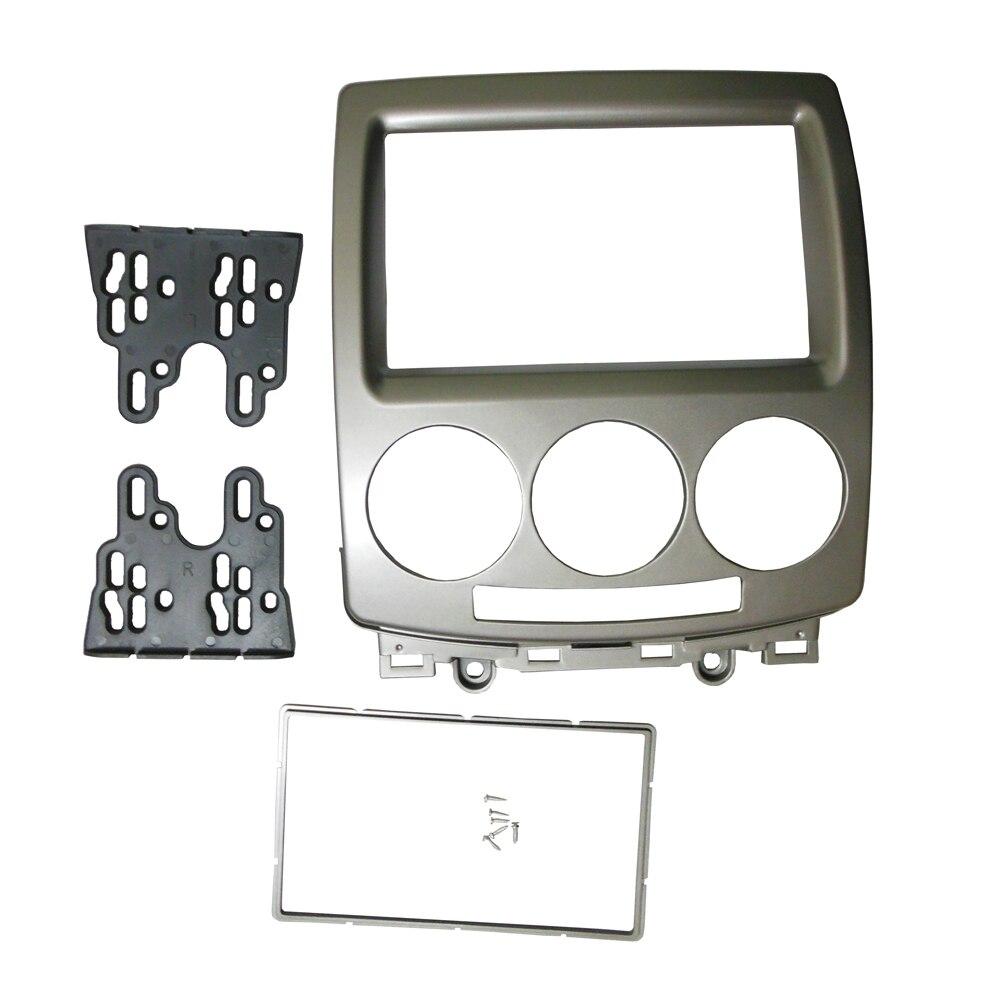 2 Din DVD Stereo Panel for FORD i-Max 2007+ MAZDA 5 Premacy 2005+ Audio Radio Fascia CD Trim Kit Frame Refitting Facia все цены