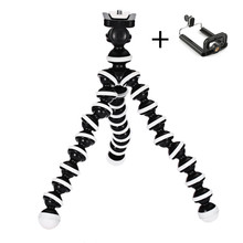 Tripod Monopod Octopus Flexible Tripod Phone Bracket Portable Tripod Flexible Camera Table Desk Mini Tripods Clip Holder Desktop татьяна дашкевич лезгинка рубинштейна