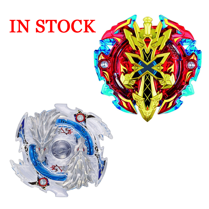Spinning Top Beyblade Burst B-48 B-66 Metal 4D Constellation Fighting Gyro Battle Fury Toys Christmas Gift For Kid In Stock F5