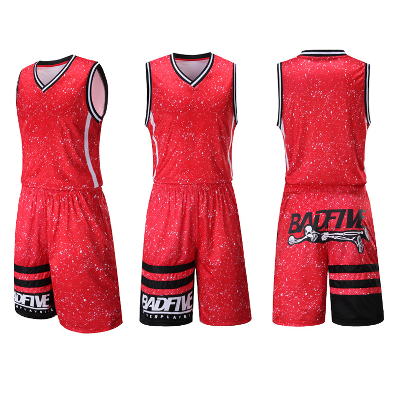 a49bdec47 Usa Basketball Jersey Sets Uniforms Kits Sport Clothing Breathable Custom  Retro College TEAM Basketball Throwback Jerseys Shorts
