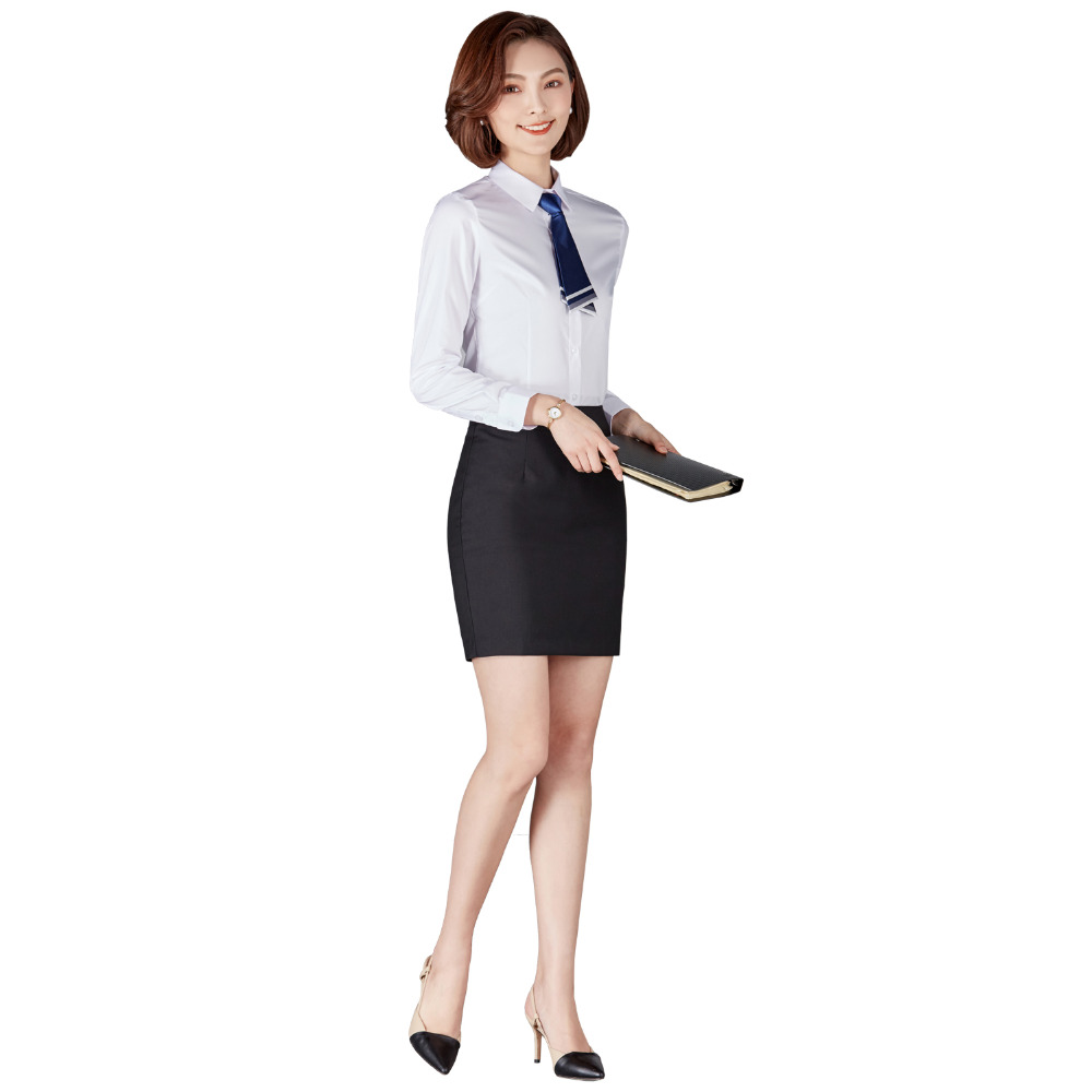 Women Skirt Suits Office Ladies Clothes Uniform Office Clothes Business Formal Women Bus ...