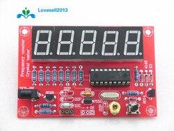 1 HZ-50 MHz DDS oscylator kwarcowy częstotliwości licznik długości cyfrowy LED zestaw nowy