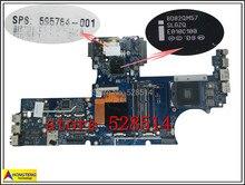 original LAPTOP MOTHERBOARD for HP EliteBook 8540P 8540W KAQ00 LA-4951P 595764-001 100% Test ok