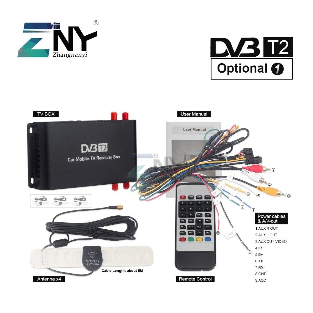 buy car dvb t2 digital tv box 4 seg support 180 200km h speed driving digital. Black Bedroom Furniture Sets. Home Design Ideas