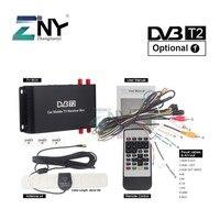 Car DVB T2 Digital TV Box 4 Seg Support 180 200KM/H Speed Driving Digital Car TV Tuner HDMI HD 1080P TV Receiver