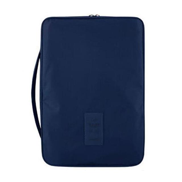 Business Men's Travel Shirt Tie Bag & Organizer – Portable Handbag *Super Lightweight*