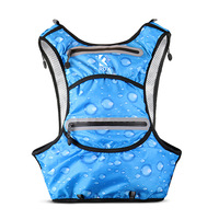 very light Outdoor Sports Professional   Running   Backpack Hiking Dedicated Mountain Anti-Sweat Mesh / Waterproof Backpack A4411