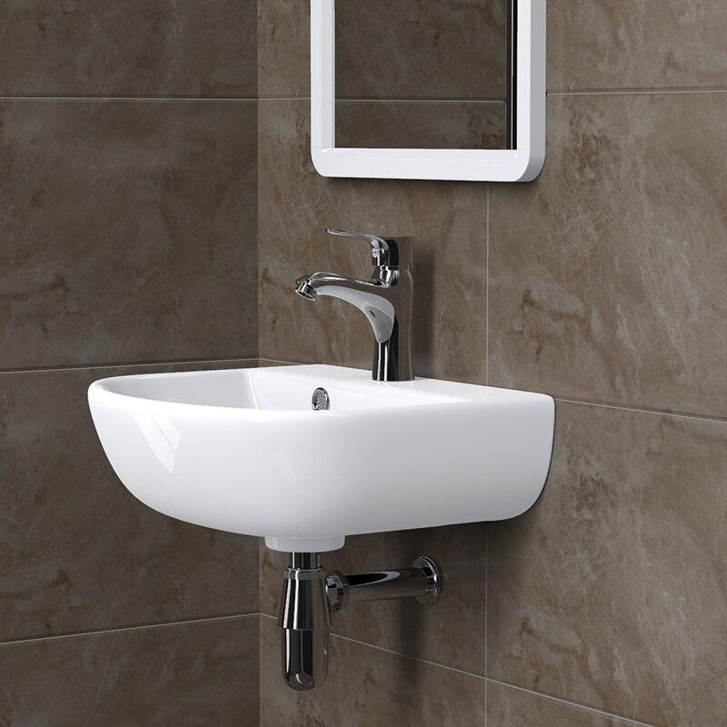 Wall Mounted Bathroom Wash Basin Balcony Pool Mini Small Wash Basin Sink For Bathroom Hanging Basin Wx11201010 Bathroom Sinks Aliexpress