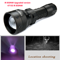 UniqueFire 4715S IR 850NM Night Vision Flashlight UF-1407 3 Modes Zoom Focus Infrared Light Night Vision Led Torch To Hunt