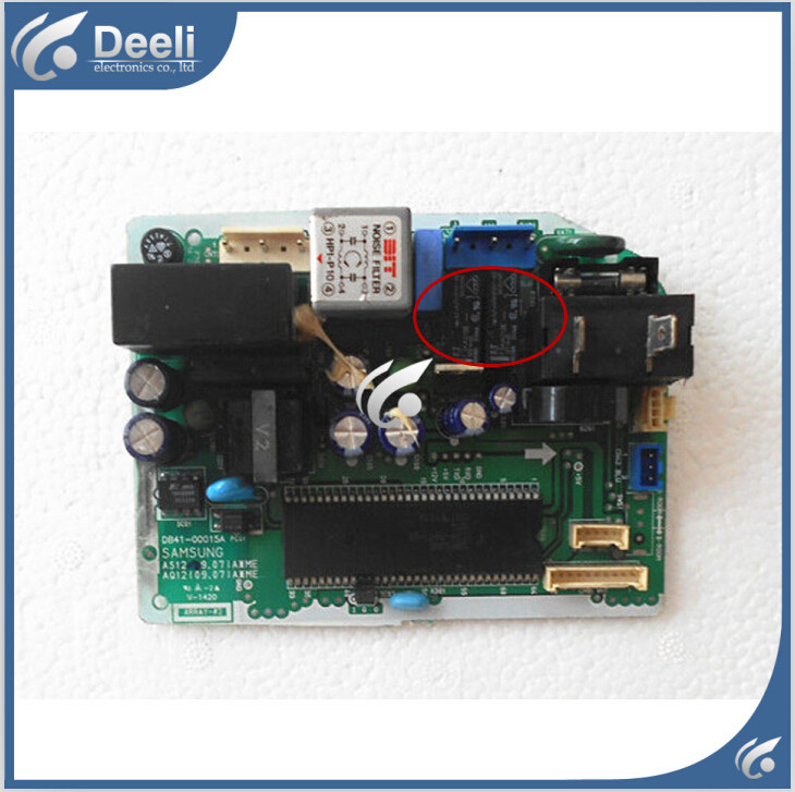 цена на good working for air conditioning Computer board DB41-00015A control board used