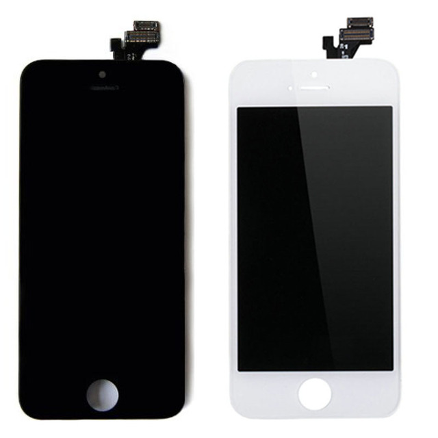 OEM LCD Display Touch Screen Digitizer Assembly For iPhone 5 5G / 5s High Quality Free Shipping + Free Tools