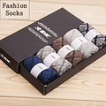 5 Pairs/Lot 2016 Brand Fashion Wool Socks Men Winter Cashmere Breathable Casual Socks BSS4676