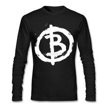 Bitcoin Anarchistischen T Shirts Jugend pre-baumwolle Verrückte T-Shirt Design Voll Man Heißer Verkauf T-shirt