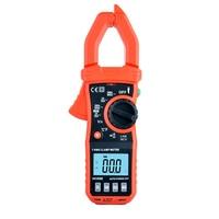 HK588B NCV function induction measurement voltage flashlight AC current function digital clamp multimeter