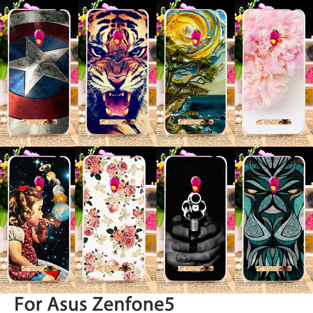 TAOYUNXI Soft Phone Cases For Asus Zenfone5 ZenFone 5 ASUS_T00J A501CG A500CG A500KL Case Hard Back Cover Skin Sheaths Hoods Bag