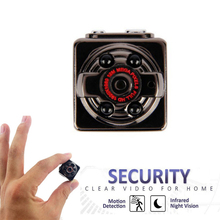 Original SQ8 Mini Camera 480P High Definition Support 640*480 Video Recorder Digital Cam Micro IR Night Vision DV DVR Camcorder
