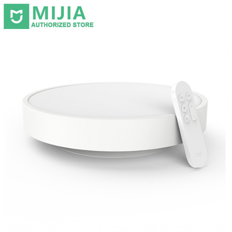 Galleria fotografica New Original <font><b>Xiaomi</b></font> Yeelight Smart Ceiling Light Lamp Remote <font><b>Mi</b></font> APP WIFI Bluetooth Control Smart LED Color IP60 Dustproof