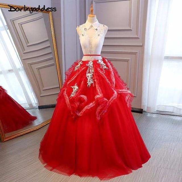 Fluffy Wedding Dresses 2018