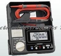 Fast arrival HIOKI IR4053 20 5 Range 50V/100MOhm 1000V/4000MOhm Digital Insulation Resistance Tester