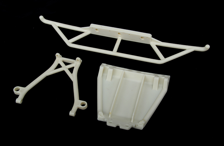 ФОТО Front Bumper Nylon Group Set For LOSI 5IVE-T Part Rovan Lost 5T Parts 1/5 Scale Rc Car Baja Parts