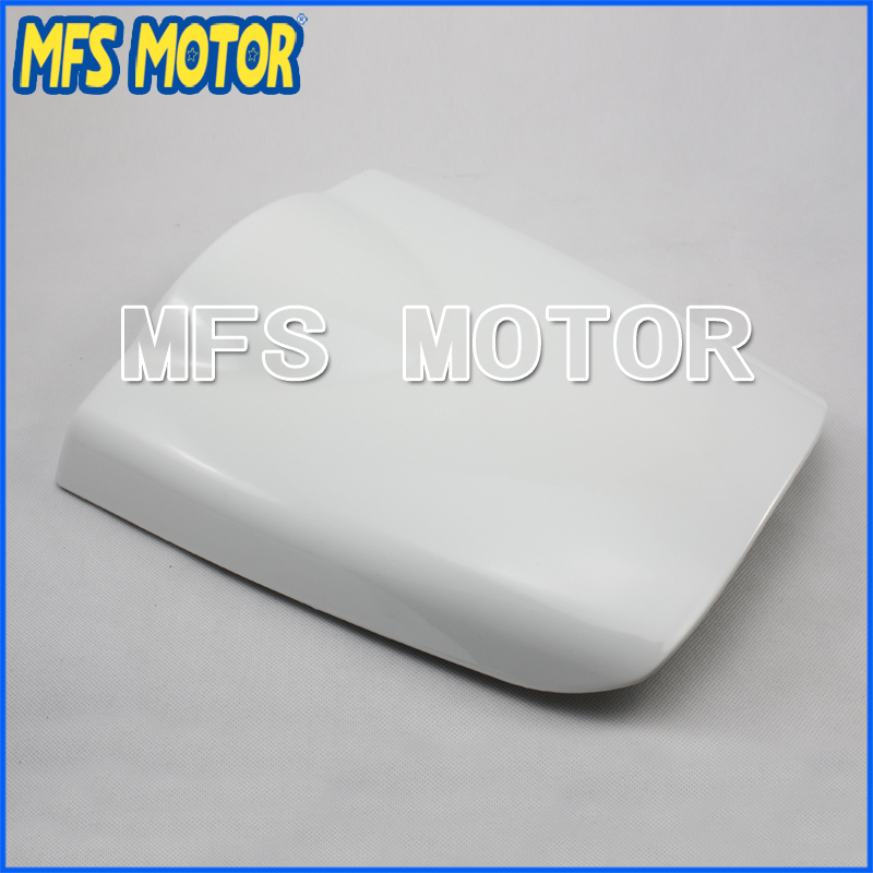 Motorcycle Part Rear Pillion White Seat Cowl Cover For Honda CBR600RR F5 CBR 600 RR F5 2003 2006 04 05