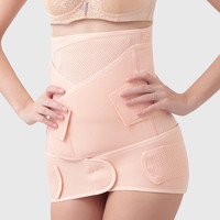 ZTOV 3 Pieces/Set Maternity Postnatal bandage After Pregnancy Belt Underwear Intimates Postpartum Belly Band for Pregnant Women