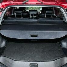 Cortina para maletero de coche, Partición de cortina, bastidores traseros, estilismo para coche, Toyota RAV4, RAV 4, 2014, 2015, 2016, 2017, 2018