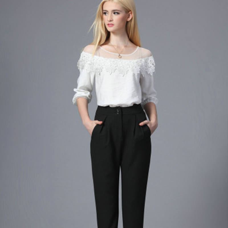 Formal Pants And Blouse Set | Fashion Ql