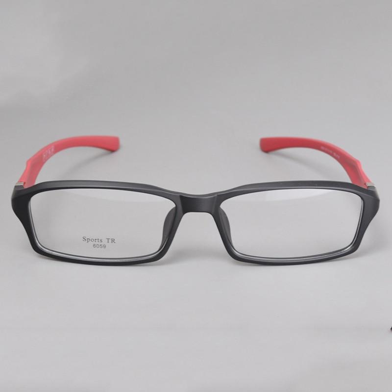 sports frames glasses l1ep  Vazrobe Sport Glasses Frame Youth Men Custom-make Prescription Eyeglasses  Frames for Male Myopia Eyewear