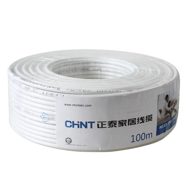 CHNT NEX3 345 1 Electrical Wire And Cable Coaxial Cable Closed ...