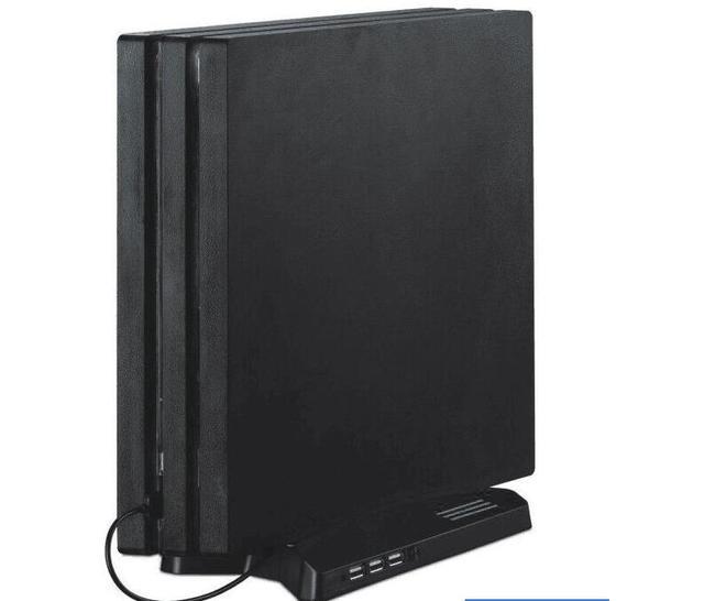 Accesorios Del Juego Para Ps4 Pro Consola Ventilador De