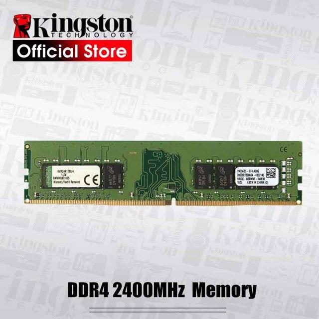 Kingston Intel DIMM Motherboard Memory 1600MHz DDR3 240 Pin 4GB 8GB 16GB 2400MHz 2666MHz 1.2V 288 Pin Memoria RAM For Desktop PC