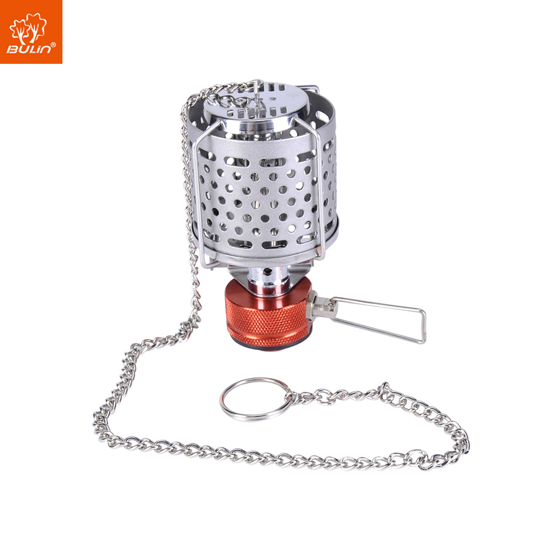 Bulin Outdoor Camping Gas Lamp Stove Tent Lamp Heating Gas Camp Light Illuminated BL300-F2